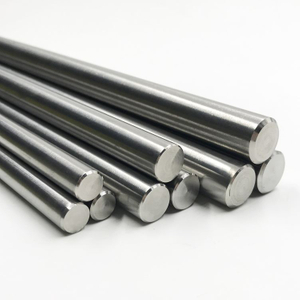 High Quality ASTM B348 Gr.4 cold rolled Titanium bars for sale.